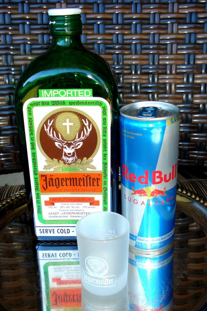 Jagerbomb Shot Recipe For Flavor
